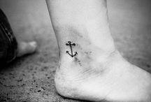 Tattered / Tattoos!