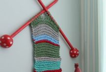Crochet and Knitting / by Cornelia van der Hout