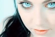 The most beautiest female i've ever saw (amy lee)evanescence /  evanescence