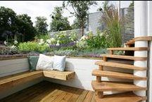 Outdoor Inspiration / Inspirational Garden Designs.