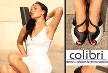 Colibri Salsa Dance Shoes / About our shoes