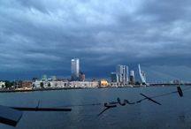 Rotterdam / Geboortestad, mooie stad