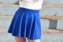 Faldas outfit / by Dulce Contreras