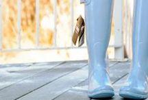 Women's Shoes: Wellingtons, Wellies / #wellingtons #wellies #gumaky #fashion
