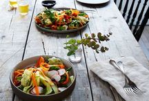 Salads as delectable as dessert