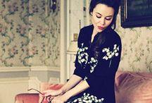 russian fairy tale fashion / ulyana sergeenko style