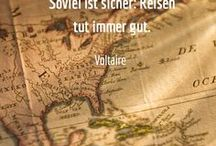 Zitate - Quotes - Travelquotes