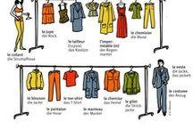 Vocabulaire - Vêtements