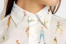 F A S H I O N / #apparel #design #fashion #style #streetstyle #dress #skirt #shirt #trousers