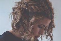 H A I R / #hair #peinado #hairstyle