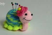 Crochet entretenido. / Miniaturas Asombrosas.