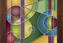 Expresión Gráfica con Color / La aplicación de los colores para destacar cada plano.