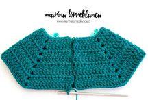 Crochet Raglan / Prendas de Vestir