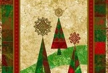 Pretty Seasonal Fabrics / by Quakertown Quilts