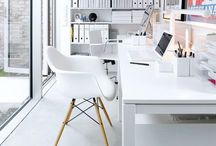 | Workaholic | / Office Inspiration // if we have to be in an office, it should look like this!