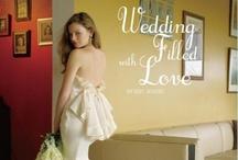 Weddings / I like mermaid silhouette of wedding dress,wedding items'') / by Samantha Florinda