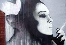 Illustrations Street Art Graffiti