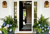 Curb Appeal / Pins that will inspire you create the perfect curb appeal for your home.