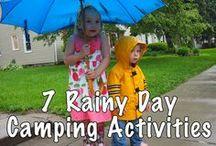 Rainy Day Activities Camping & RV