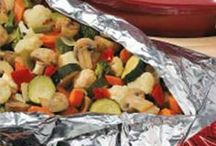 Vegetarian/vegan cooking Camping & RV