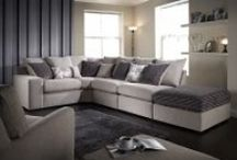 Lebus Upholstery Fabric Sofas / The Grampian Furnishers Range of stunning fabric sofas from Lebus Upholstery. Made in the UK. Available in store and online at http://grampianfurnishers.com/lebusupholstery