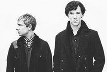 Sherlock (mostly Johnlock) / Johnloooooock