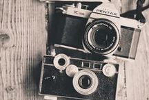 Vintage & old things / Little bit of hipster. Little.