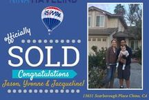 Nobody Sells More Than RE/MAX! / #SOLD properties compliments of #RemaxCornerstone Real Estate Agents