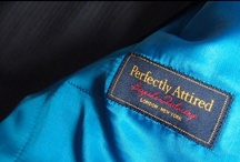 About Us / Welcome  At Perfectly Attired, we offer a bespoke tailoring service to ladies and gentlemen for all occasions.  Operating in London and New York, we visit you to create a sophisticated expression of your personality.  The confidence of wearing pure excellence is empowering, you feel and be at your best. When you are Perfectly Attired.
