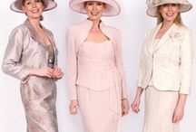 Ideas for Womens Wedding attire / Perfectly Attired - We all want to look good at a Wedding. Here are some ideas.