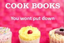 COOK BOOKS / Do you love to cook? Then that a look at all these GREAT Cook Books.