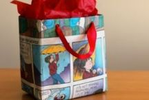 Almost wrapped / DIY ideas for home made gifts - Perfect for Xmas!
