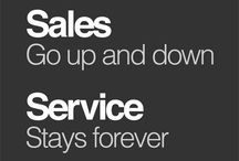 Customer Experience / Customer experience to sales