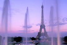 Paris / by Claudia Andrade