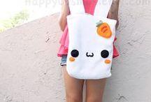 Kawaii / DIY Ideen und Food die einfach zu süß sind! Niedliche Katzen, Hasen und andere Figuren im Japan Stil :)
