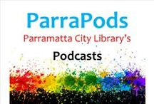 POD CASTS / ParraPods is the name of Parramatta City Library's Podcasts. Why not have a listen to some of the great speakers that have visitied Parramatta Library.