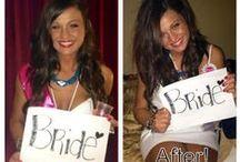 Staggete party! / Bachelorette party ideas!
