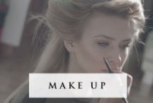 HIGH DEFINITION MAKE UP / A luxurious make up collection for everything you need for a professional finish!
