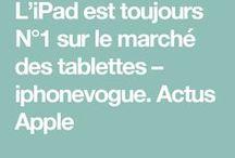 Apple Actu - iOS - Keynote - Boutique / Infos Apple