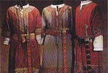 Médiéval / Costumes de l'époque médiéval