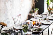 Interior Inspiration: Dinner Party
