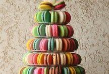 Alternatif Düğün Pastaları / Birbirinden değişik tatlar..