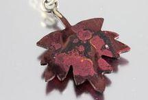 Creative Dexterity: Fall Themed Jewelry