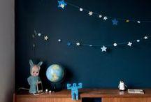 Childrens room / Inspiration til at skabe spændende børneværelser