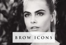 BROW LOVIN' / All the brow inspo you could need...