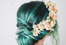 Hair style | hair color