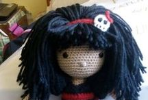 Amigurumi & crochet. Penèlope Croc / Amigurumi, crochet