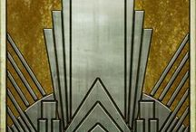 Inspiration: Deco / A visual reference for Art Deco that I find personally appealing, inspiring and eye-catching.