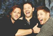 Supernatural...Carry On Wayward Son / Saving people, killing things, the family buisness...just two brothers, traveling, hunting anything evil...Pin as much as you want, invite friends