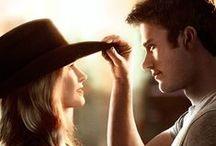 Nicholas Sparks - novel/movie - I love all of them!! :) :)